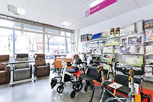 magasin de confort et santé dispositif médical diagnostic gratuit domicile conseiller