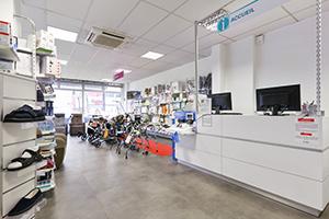services prestation de qualité bastide le confort médical banque accueil